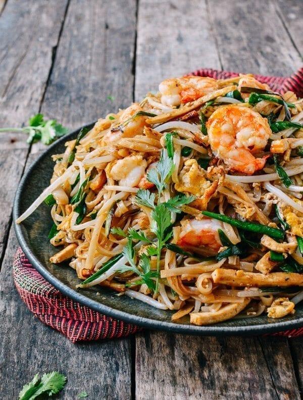 Shrimp Pad Thai The Woks Of Life