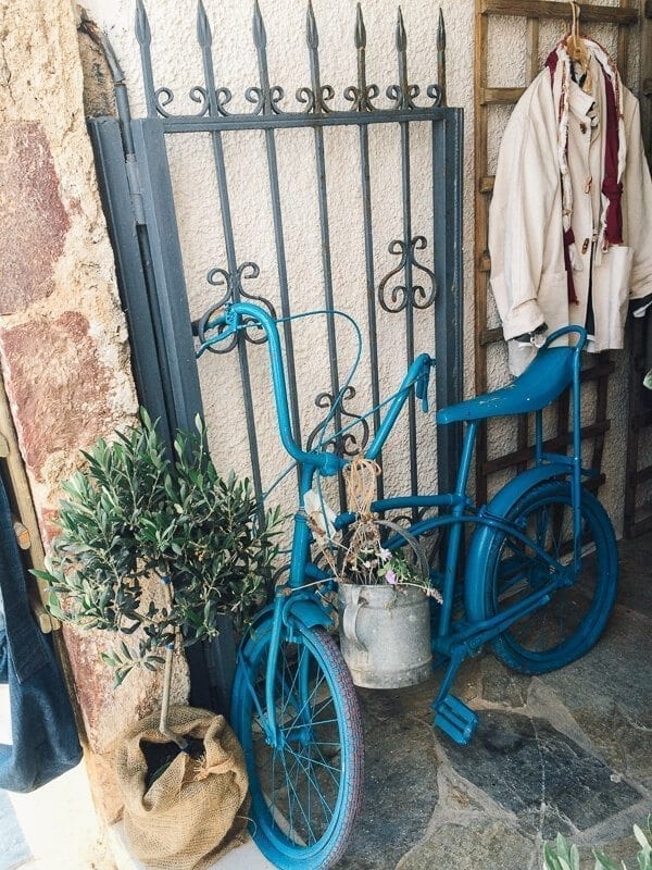 greece bike