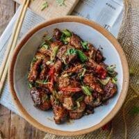 Cumin Lamb – A Classic Xinjiang Recipe