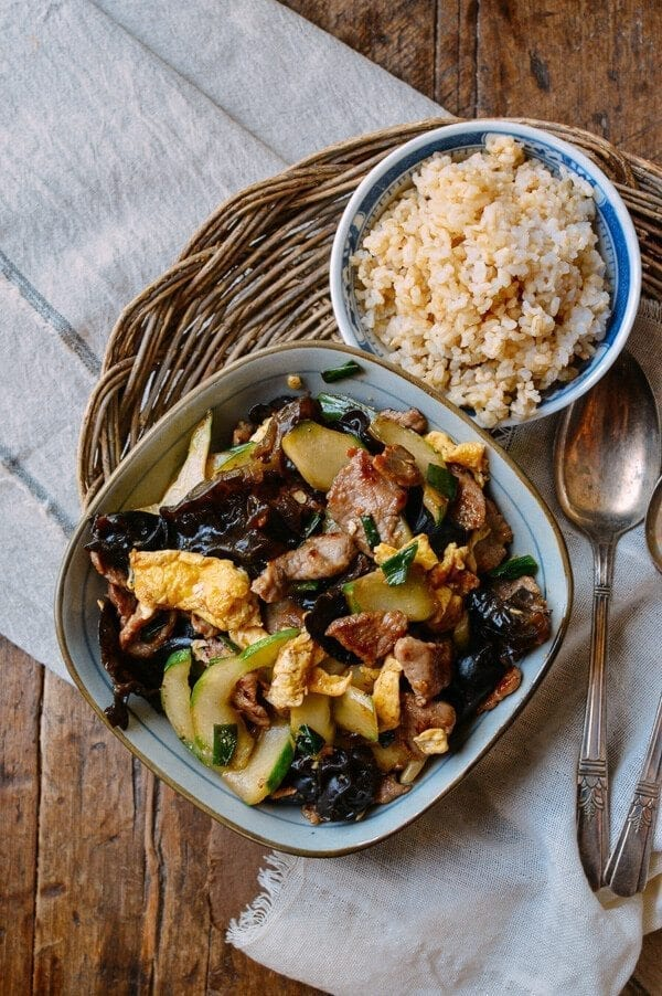 Moo Shu Pork, by thewoksoflife.com