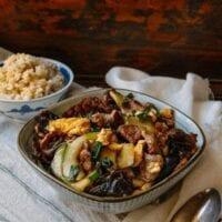 Moo Shu Pork – The Authentic Chinese Recipe