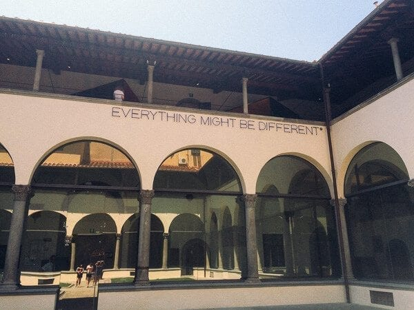 museo novecento florence