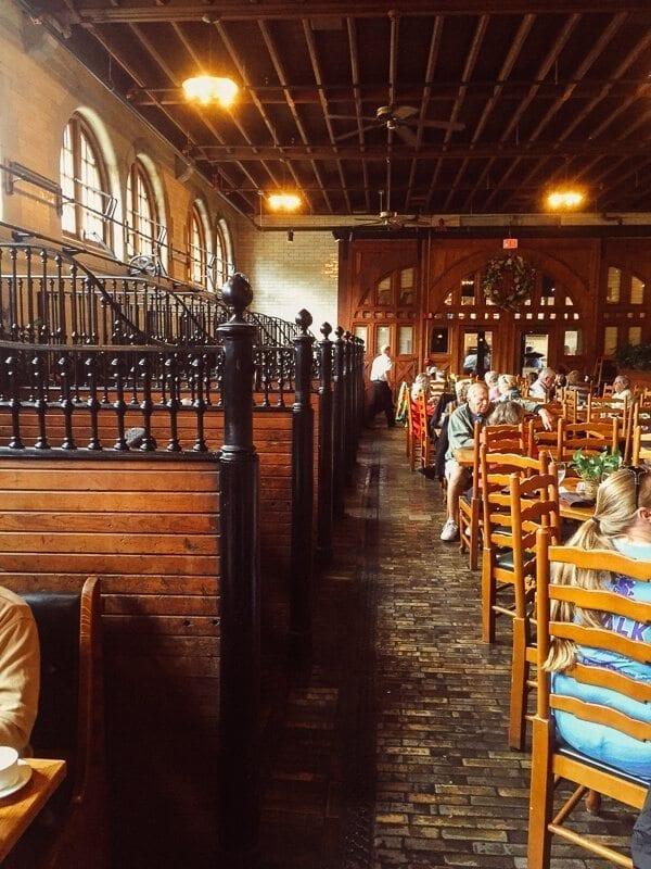 asheville stable restaurant