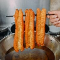 Youtiao Recipe (Chinese Fried Dough)