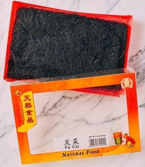 Black Moss
