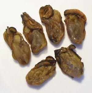 dried-oysters-blanched