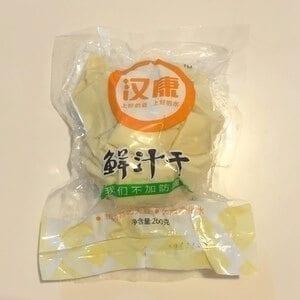 dried Spiced Tofu