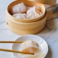 Har Gow (Dim Sum Shrimp Dumplings)