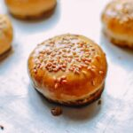 Savory mooncakes