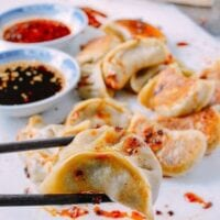 Vegetable Dumplings – A Healthy Potsticker Recipe
