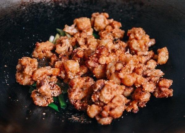 General Tso's Cauliflower, by thewoksoflife.com
