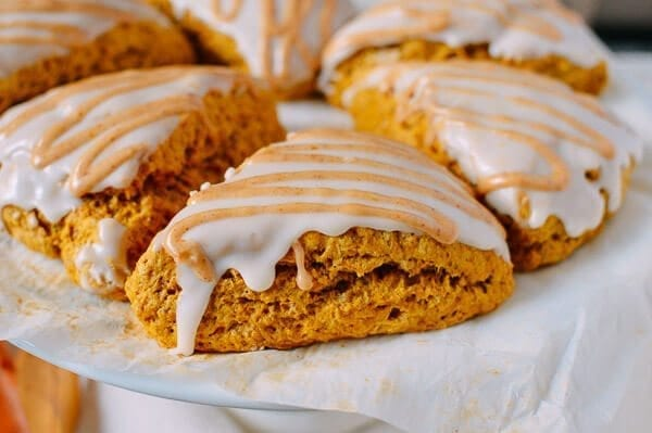 Image result for pumpkin scones