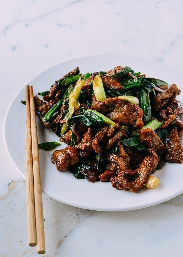 Stir-Fried Beef With Snap Peas and Oyster Sauce Recipe | Serious Eats