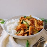 Spicy Chicken Stir-fry (Firebird Chicken)