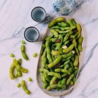Edamame Beans, Our Way