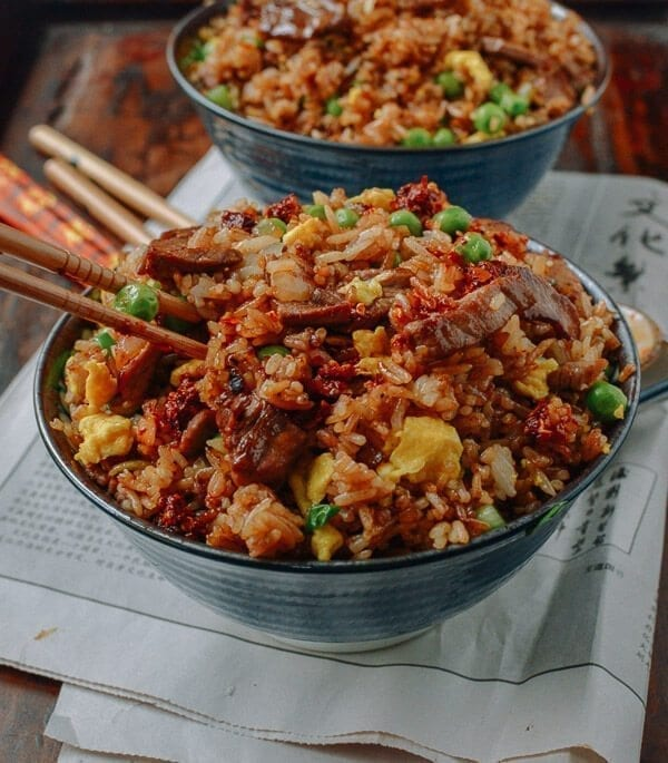 A Chinese Takeout Recipe
