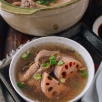 Lotus Root & Pork Soup