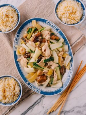 Moo Goo Gai Pan, by thewoksoflife.com