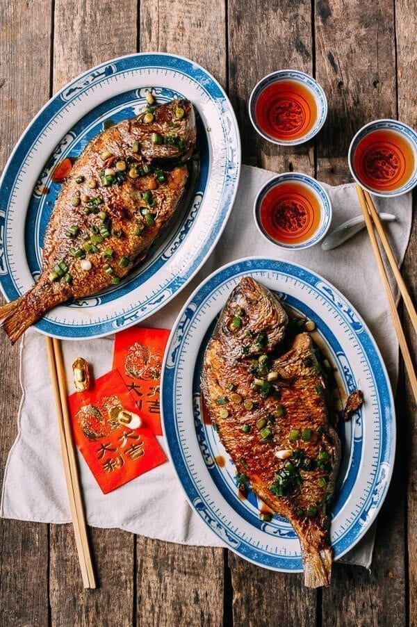 Chinese New Year Recipes by thewoksoflife.com