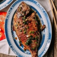 Pan Fried Fish – Chinese Whole Fish Recipe