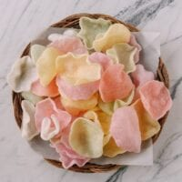 Fried Prawn Crackers for Chinese New Year & Tips on How to Celebrate!