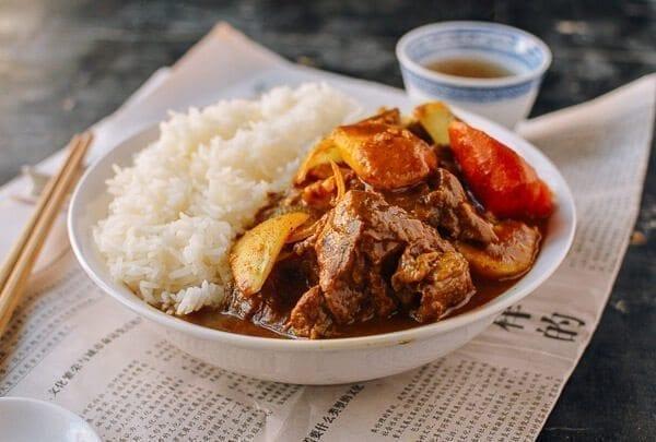Hong Kong Beef Curry