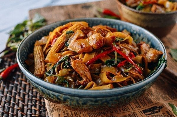 Drunken Noodles Pad Kee Mao The Woks Of Life