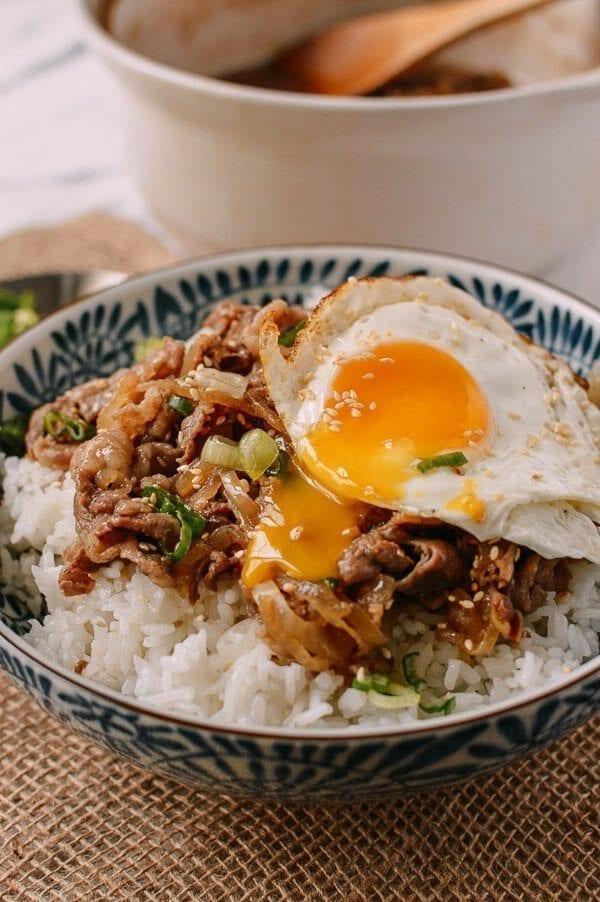 Gyudon Japanese Beef Amp Rice Bowls The Woks Of Life