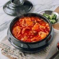 Kimchi Stew (Kimchi Jigae)
