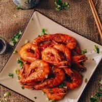 Shanghai Shrimp Stir-fry – You Bao Xia (油爆虾)