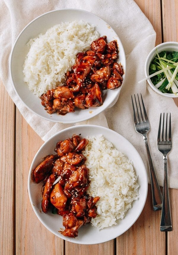 how to cook teriyaki chicken in a pan
