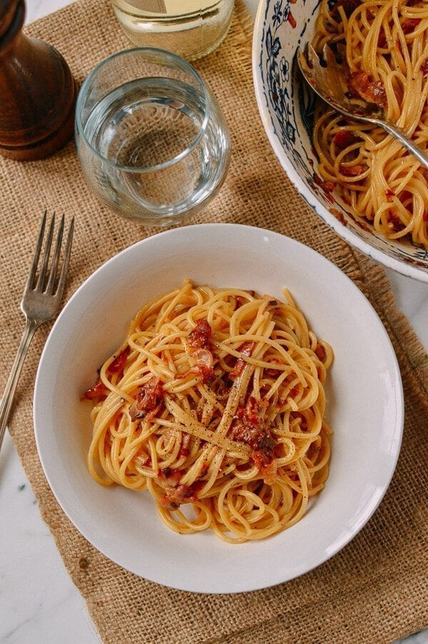 The Perfect Spaghetti Carbonara The Woks Of Life