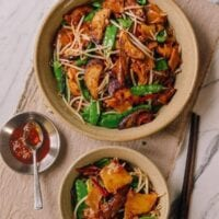 Vegetable Chow Fun, by thewoksoflife.com