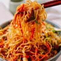 Chicken Yakisoba – A Japanese Favorite
