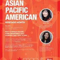 Macy's APAHM Event