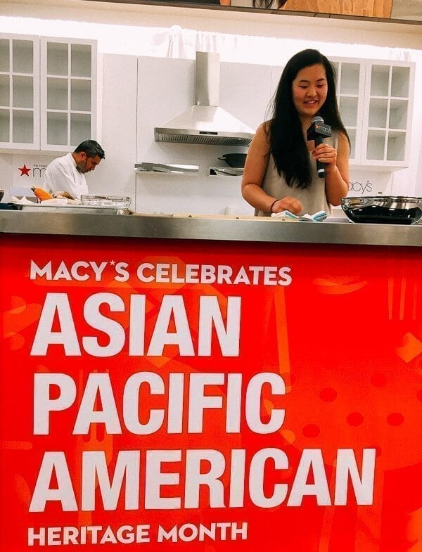 Recap: Asian Pacific American Heritage Month at Macy's