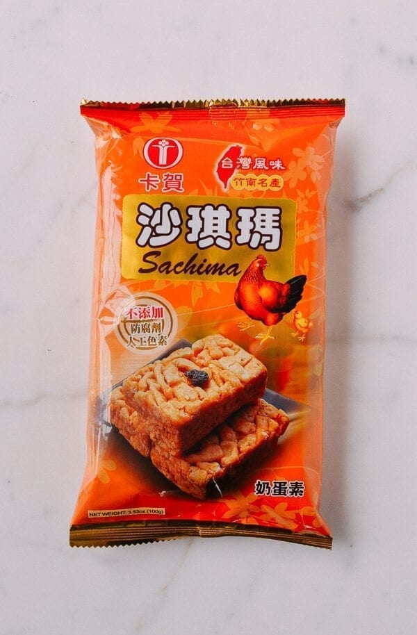 Asian Snacks Roundup, by TheWoksofLife.com
