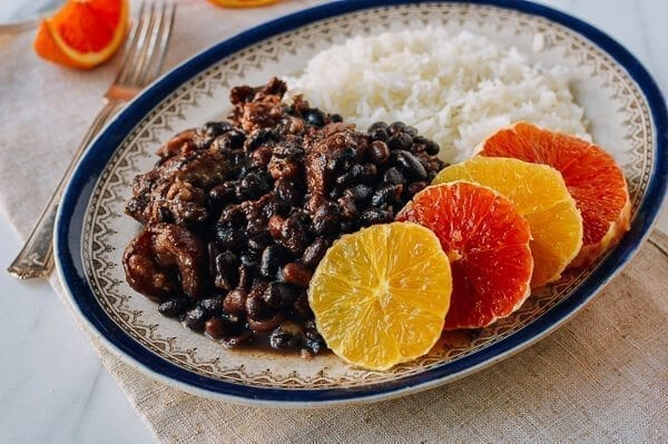 Feijoada, by thewoksoflife.com
