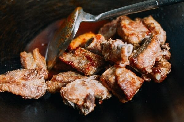 Peking-Style Pork Ribs, by thewoksoflife.com