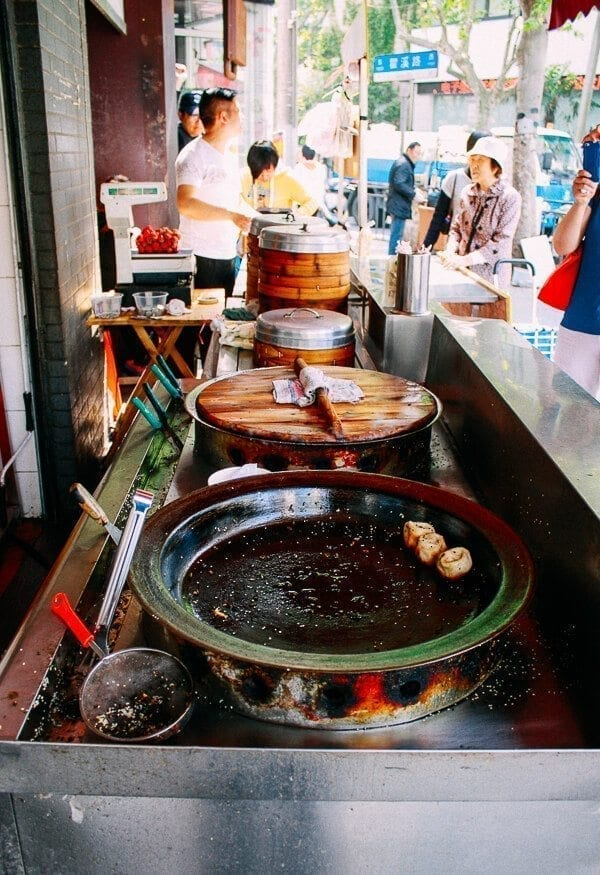 The Shanghai Breakfast Club: How to Eat Like a Local