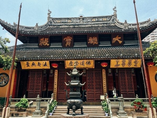 Jade Temple Shanghai