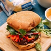 The Banh Mi Burger