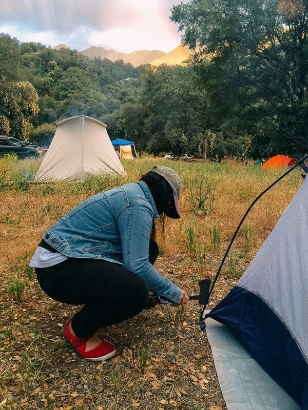 TWOL camping