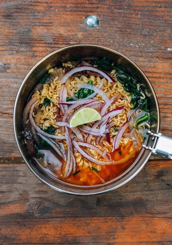 Pho Ramen, by thewoksoflife.com