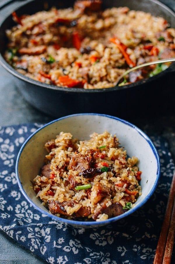 Lamb Rice, by thewoksoflife.com