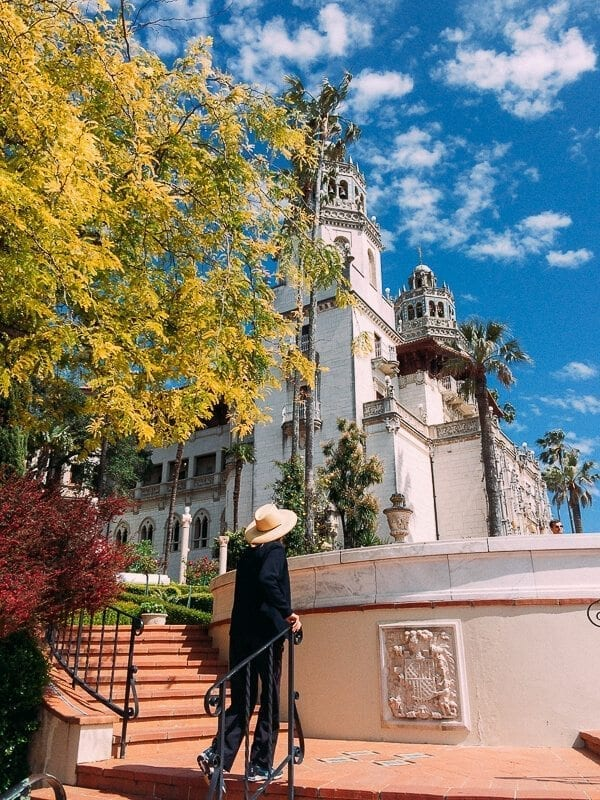 Hearst Castle, by thewoksoflife.com