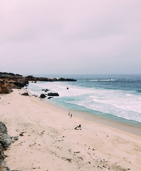 Big Sur Beaches, by thewoksoflife.com