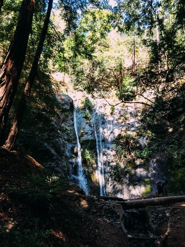 Pfeiffer Falls, by thewoksoflife.com