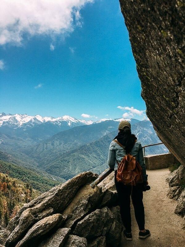 Moro Rock View