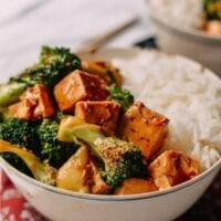 10-Minute Broccoli Tofu Bowls